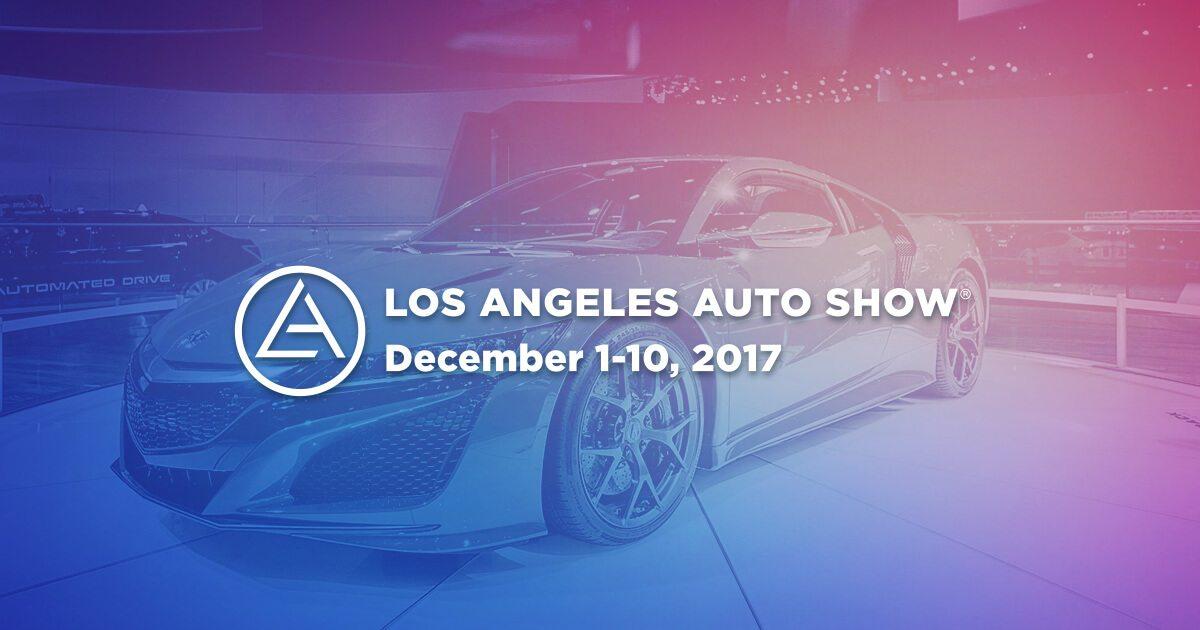 سيارات سطع نجمها في معرض لوس انجلوس
