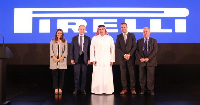 شركة بيريللي توسع نشاطاتها داخل السعودية