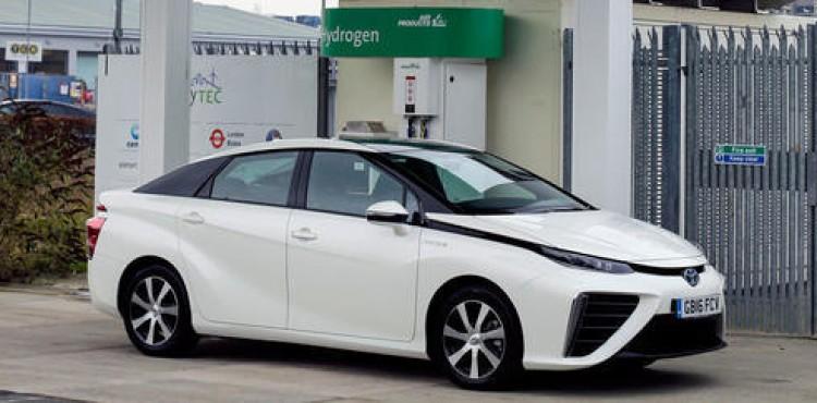 أول محطة في العالم لتوليد وقود الهيدروجين من النفايات