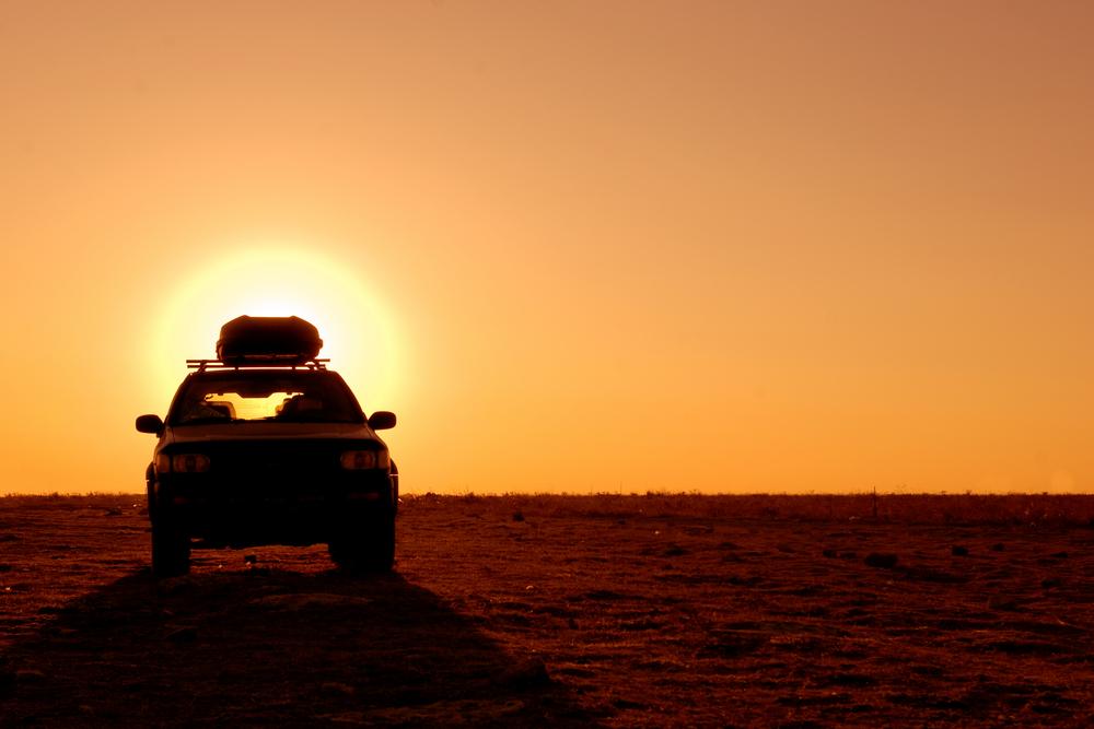 أفضل 6 مركبات رباعية الدفع للقيادة في الصحراء