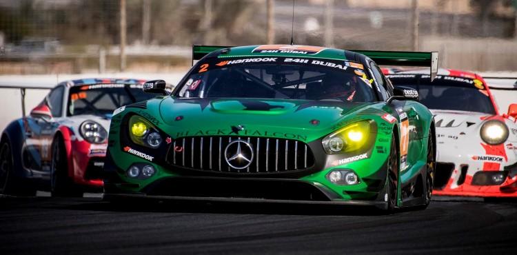 الأمير عبدالعزيز بن تركي الفيصل يفوز في سباق دبي 24 ساعة