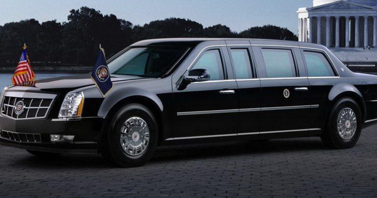 10 حقائق مدهشة وغير متوقعة عن سيارة الرئيس الأميركي دونالد ترامب