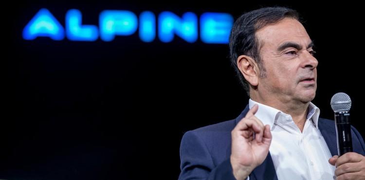 هل يتوقف كارلوس غصن عن قيادة مجموعة رينو