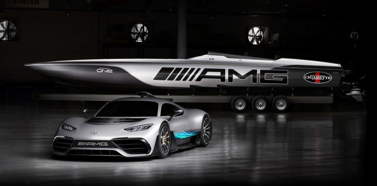 قارب خيالي مستوحى من هذه السيارة الفاخرة.. ما رأيكم؟