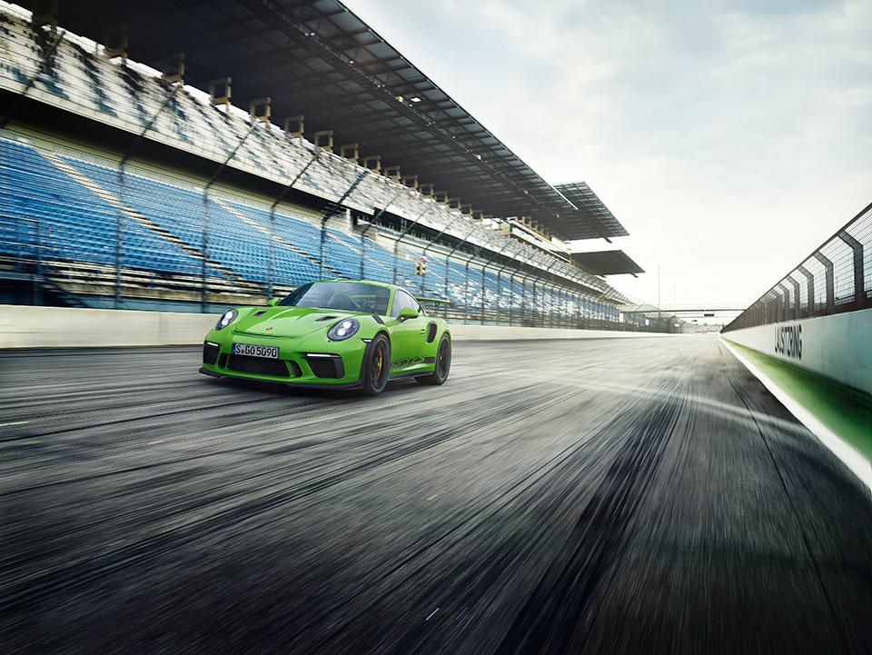 بورشه 911 GT3 RS-1