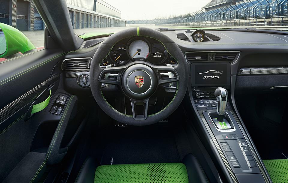 بورشه 911 GT3 RS-4