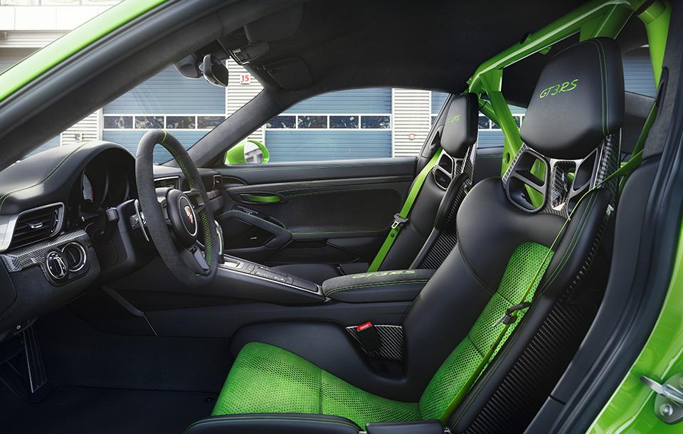 بورشه 911 GT3 RS-5