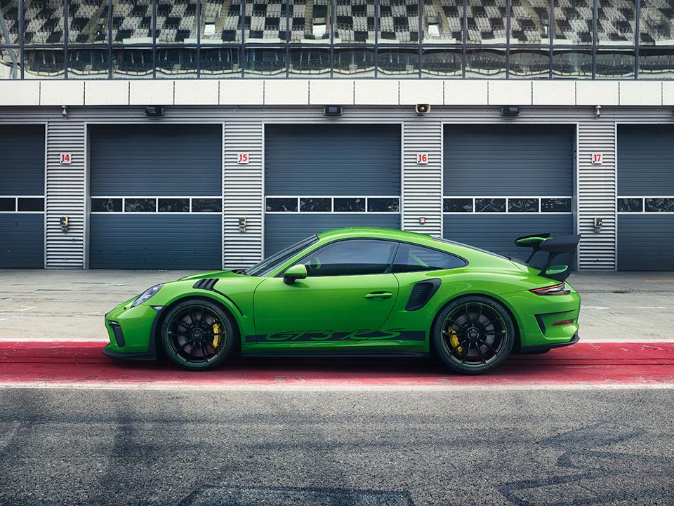 بورشه 911 GT3 RS-6