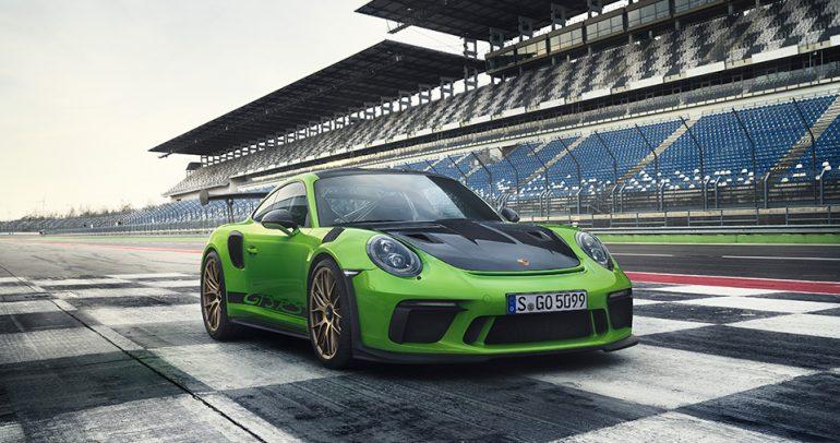 بورشه 911 GT3 RS الجديدة: هل من منافس؟