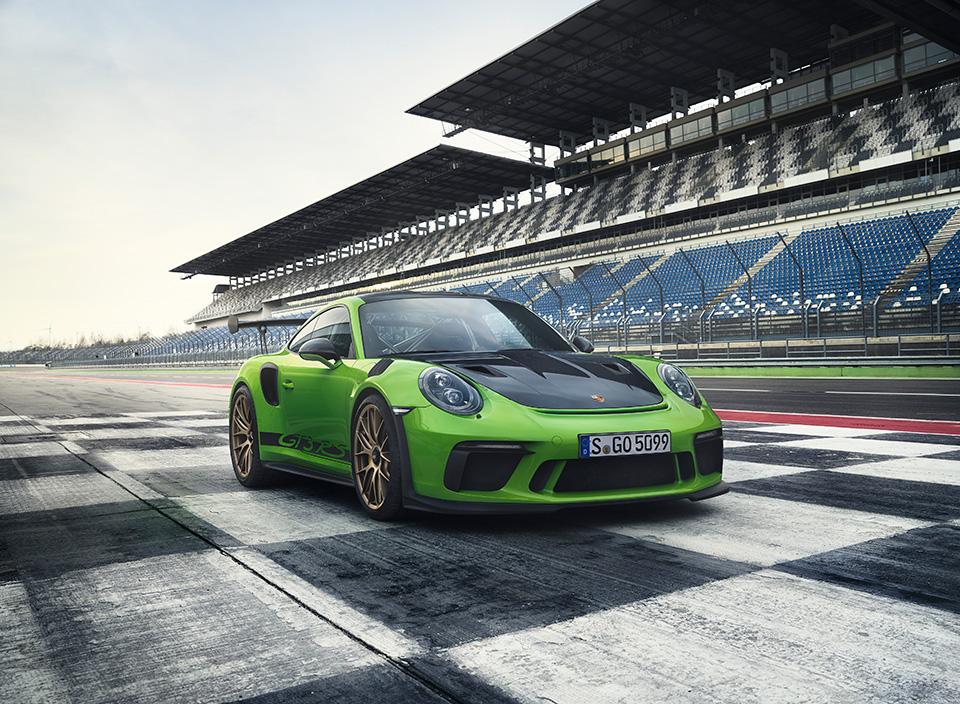 بورشه 911 GT3 RS-9