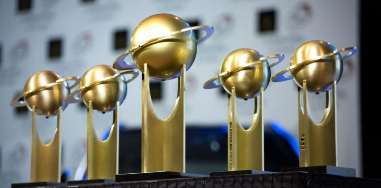 الجوائز العالمية لأفضل السيارات عام 2018