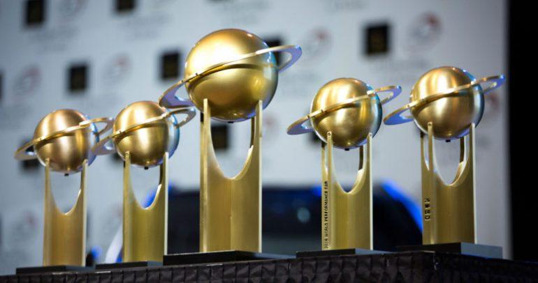 جوائز السيارات العالمية لعام 2018