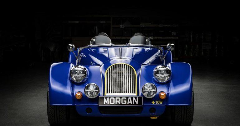 مورجان آيرو بلاس 8 احتفالا باليوبيل الذهبي للسيارة العريقة