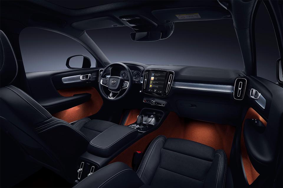 فولفو xc40 سيارة العام في أوروبا ٢٠١٨