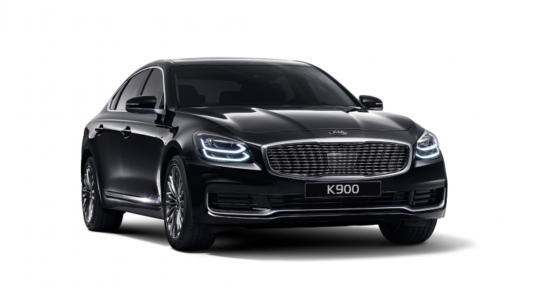 كيا كوريس 2019 القادمة تظهر قبل إطلاقها رسميا تحت اسم كيا K900