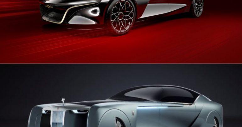"""حرب """"كلامية"""" بين رولز رويس واستون مارتن حول مستقبل السيارات الفاخرة"""