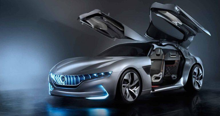 بينينفارينا تسعى لإحياء وجودها من خلال السيارات الكهربائية