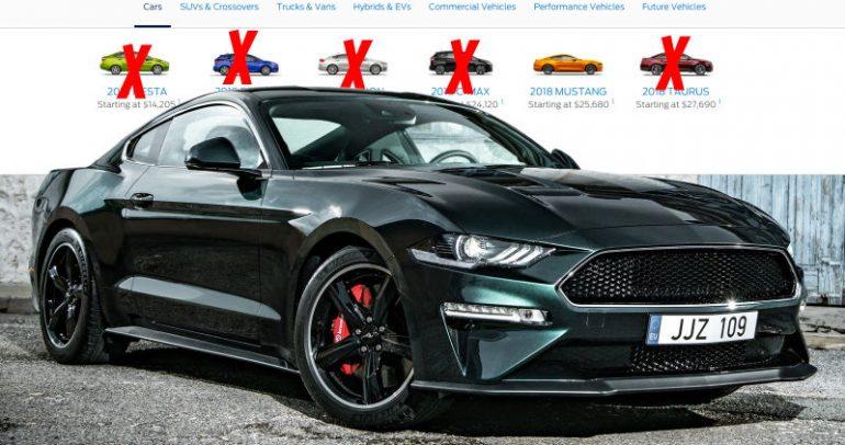 فورد تنسحب من سوق السيارات الصغيرة في أميركا الشمالية؟
