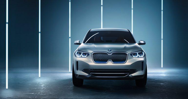 بي ام دبليو iX3 الكهربائية تفتح سوقا جديدة للشركة الألمانية