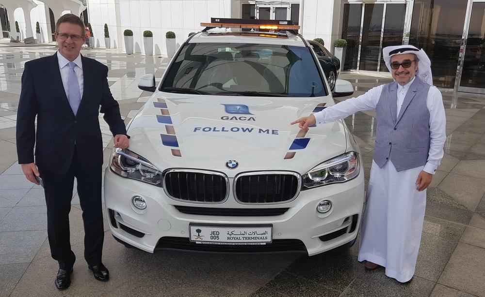 إطلاق خدمة Follow Me من بي ام دبليو في السعودية