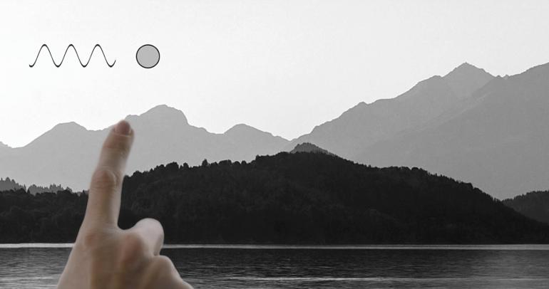 تكنولوجيا فورد تسمح للأشخاص المكفوفين برؤية المشاهد الخارجية من النافذة!