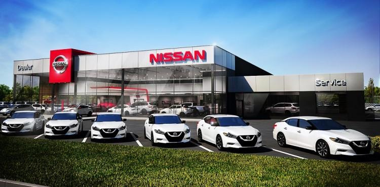 مفهوم جديد من نيسان لأكثر من 9 آلاف مركز بيع حول العالم