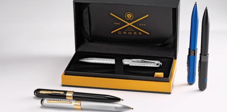 نسخة جديدة بتصميم أنيق من أقلام Cross TrackR التي يمكن تعقبها