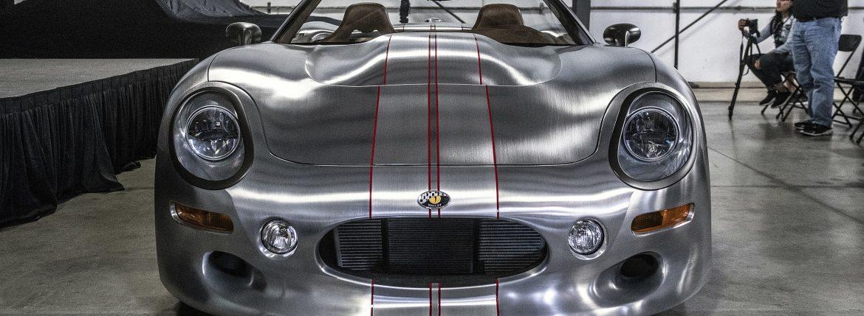 شيلبي GT500 Supersnake و Series 2