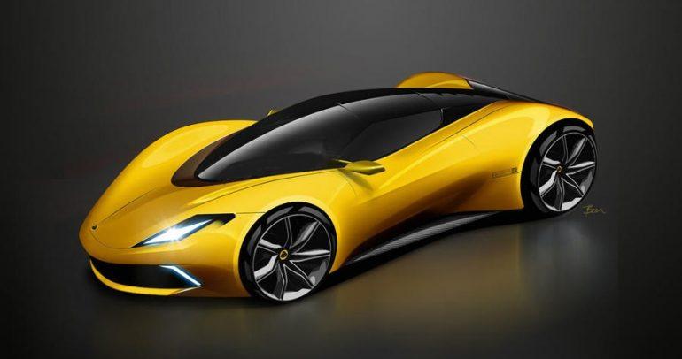 سيارة إسبري جديدة تعزّز مكانة لوتس في 2020