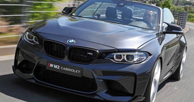 شركة ألمانية تقدّم تعديلا مدهشا لسيارة بي إم دبليو M2