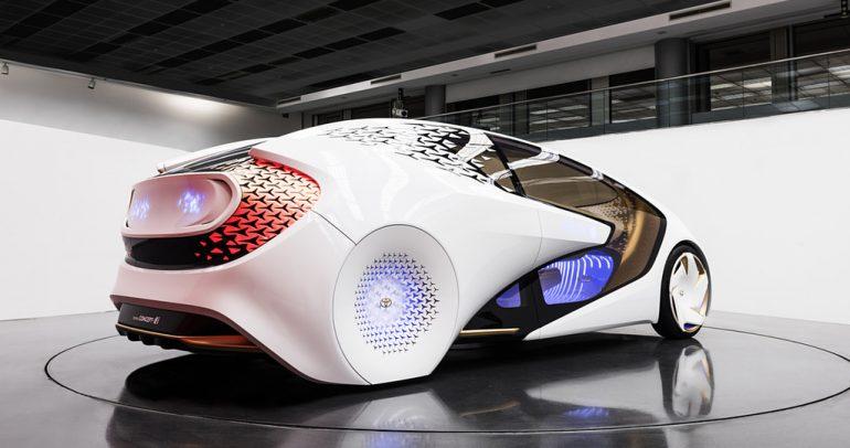 كيف تجعل السيارات الحديثة روبوت على 4 عجلات