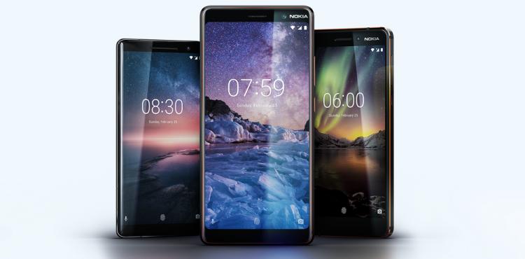 أجدد 3 هواتف ذكية مثيرة للاهتمام من نوكيا