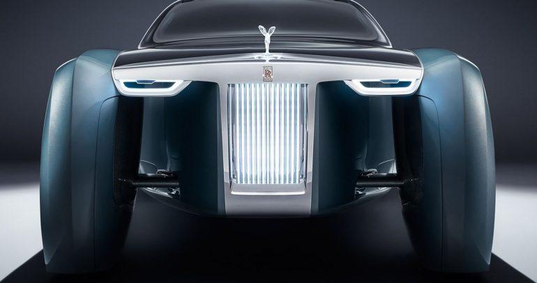 رولز-رويس تؤكد نيتها إنتاج سيارات كهربائية بالكامل بحلول عام 2040