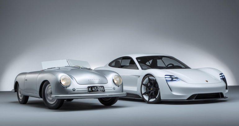 أفضل سيارات بورشه على مدى سبعة عقود