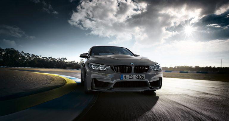 BMW M3 CS لعشاق التميز