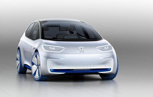 فولكس واجن آي دي تدخل عالم السيارات الكهربائية من الباب الواسع