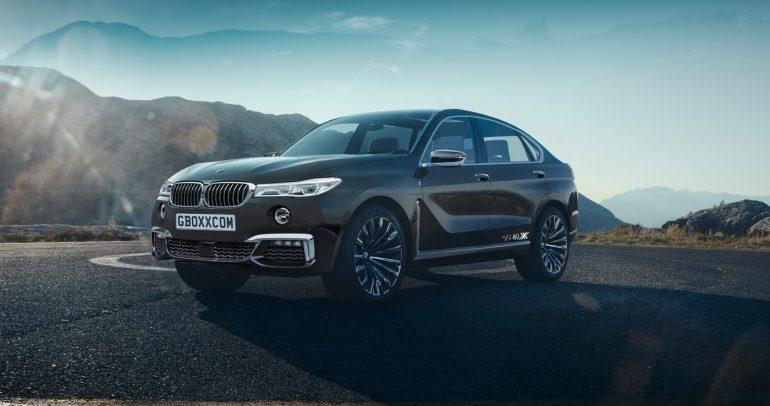 BMW X8 إضافة جديدة لسيارات الدفع الرباعي