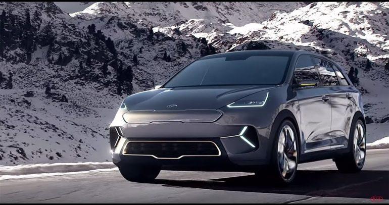 شركة كيا توسع حصتها في السوق عبر سيارة كيا نيرو EV الكهربائية الجديدة