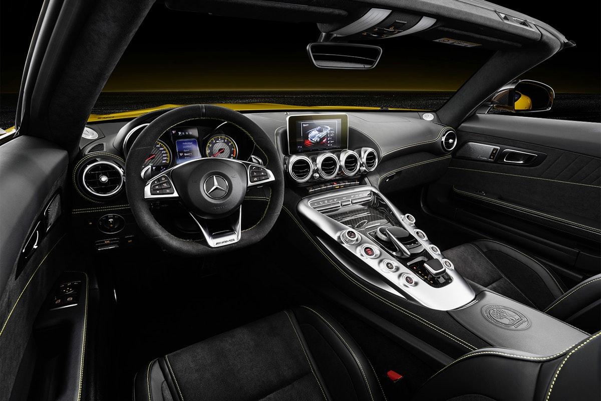AMG GT S