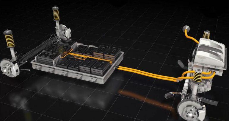 بريتيش بتروليوم تنتج بطاريات للسيارات الكهربائية