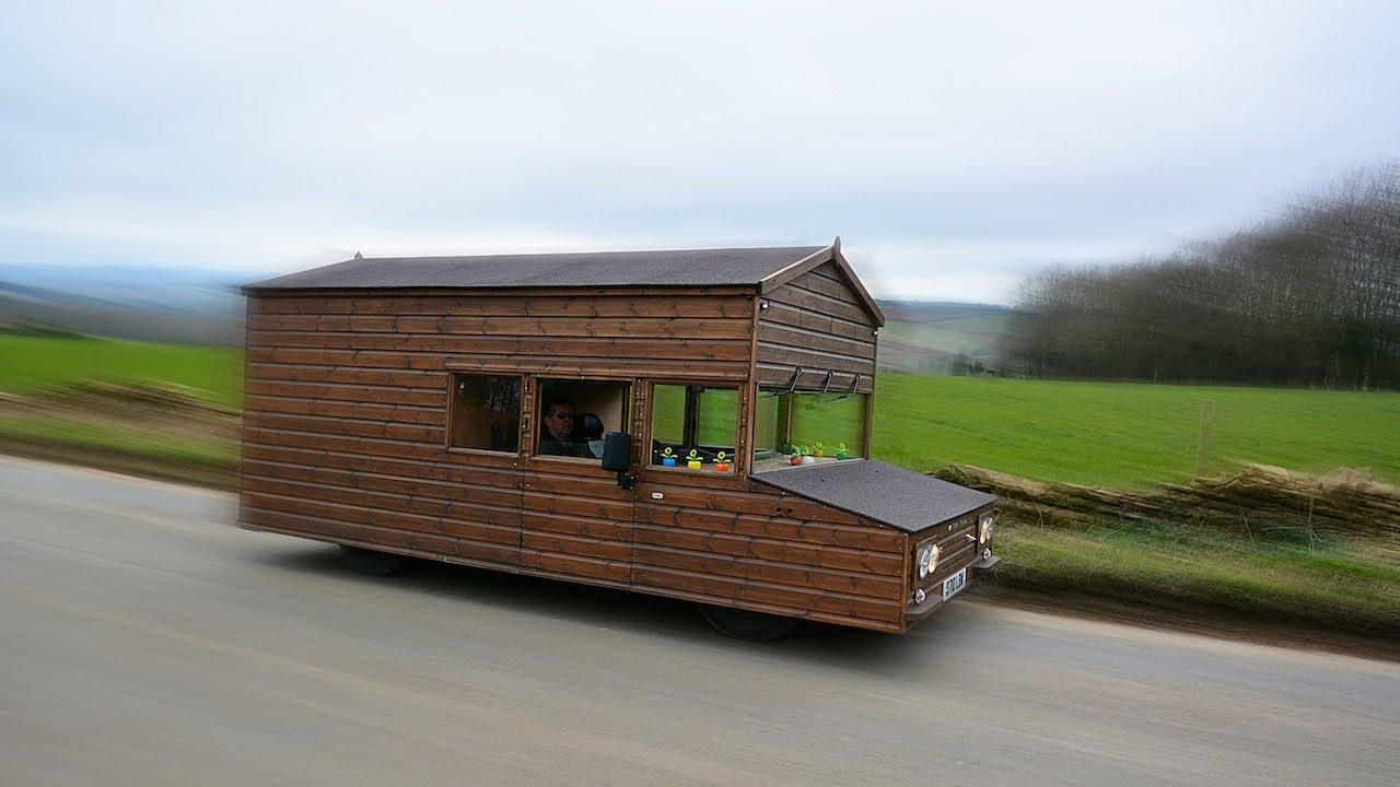 تعرف على أسرع كوخ خشبي في العالم - عالم السيارات