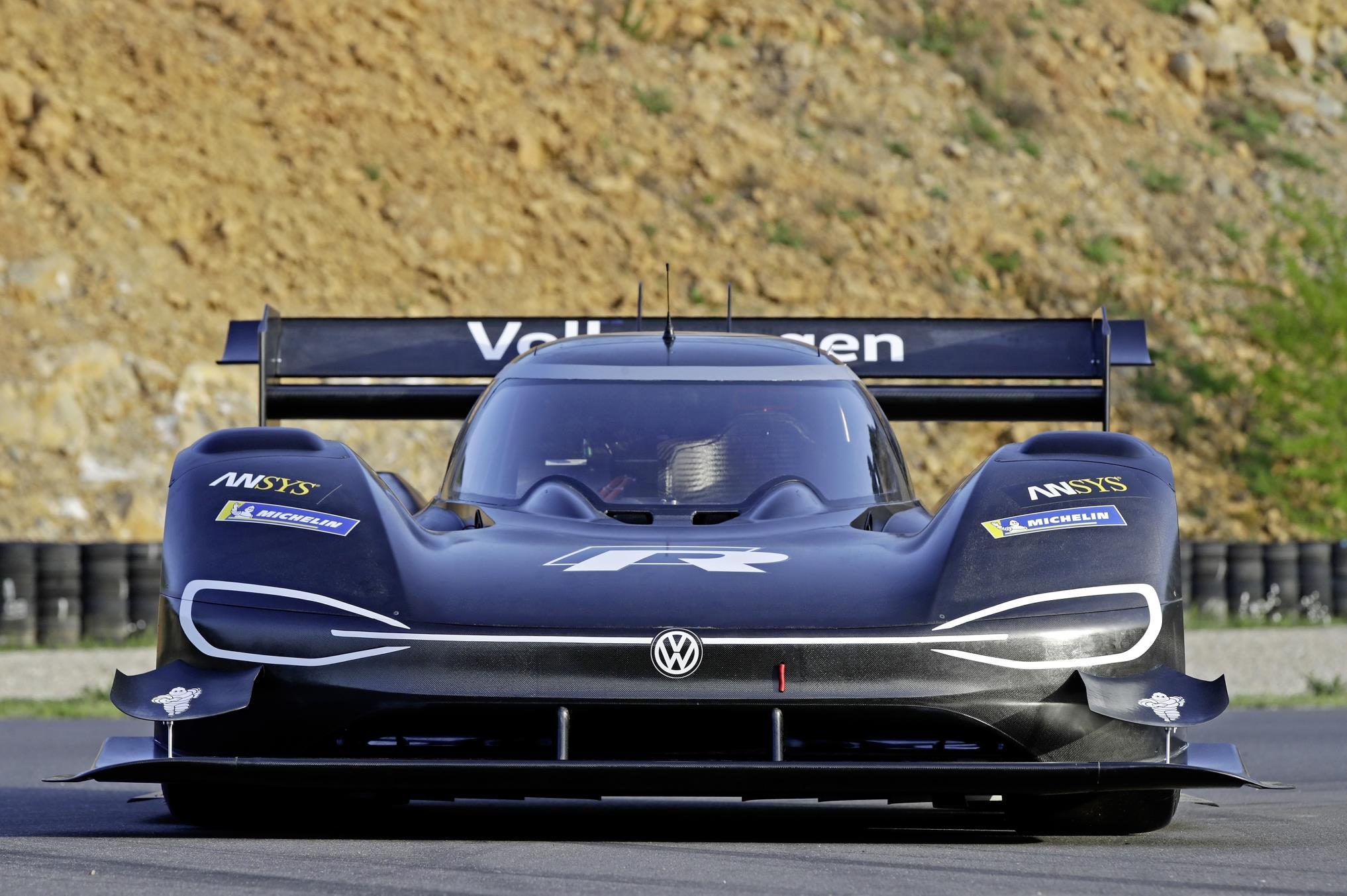 سيارة فولكس واجن الكهربائية