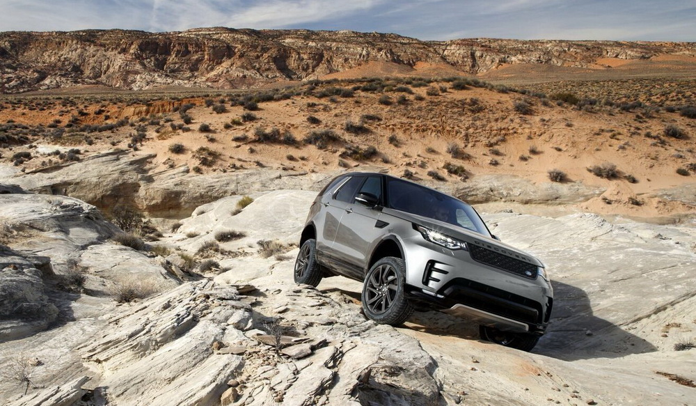 القيادة الذاتية على الطرق الوعرة.. مستقبل مركبات لاند روفر