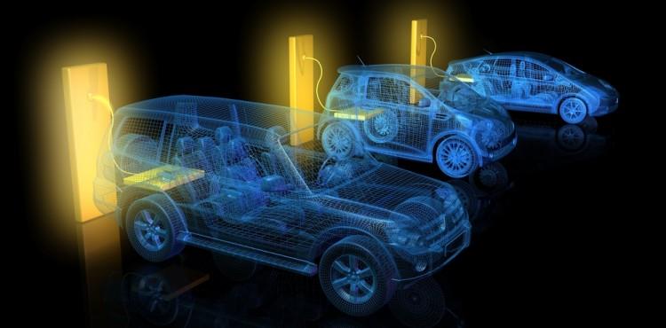 فورة أوروبية Groupe PSA نحو تصميم المحركات الكهربائية