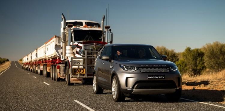 قوة جر هائلة أدخلت السيارات التالية إلى موسوعة غينيس