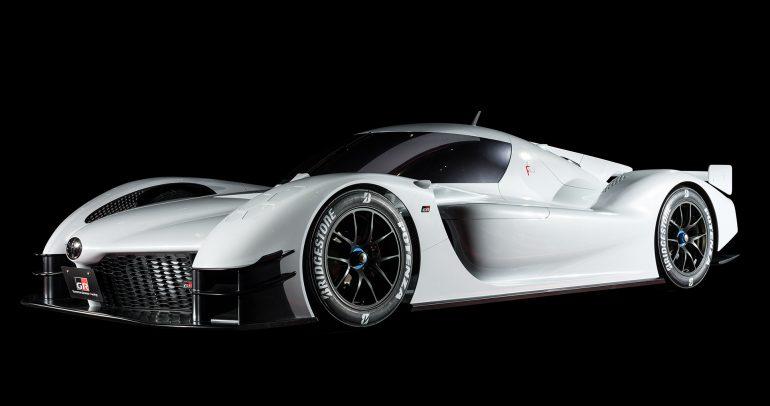 تويوتا GR سيارة فائقة السرعة للطرق العادية