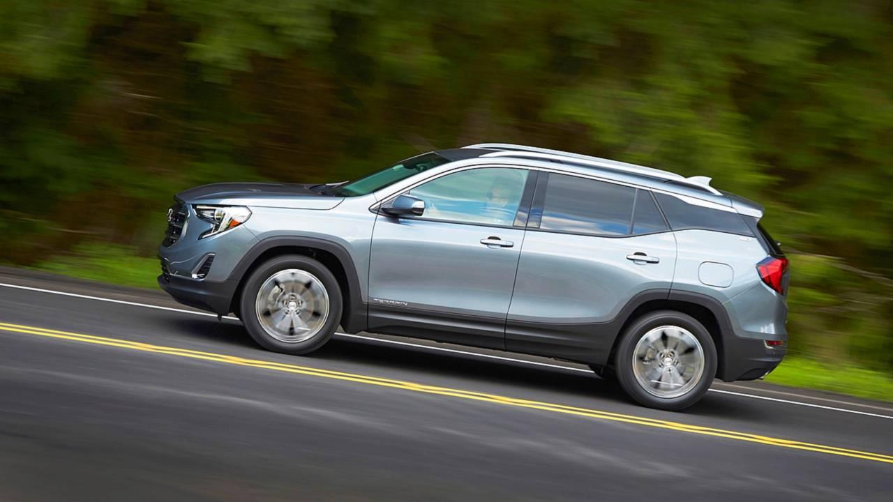 سيارات SUV ذات استهلاك منخفض للوقود