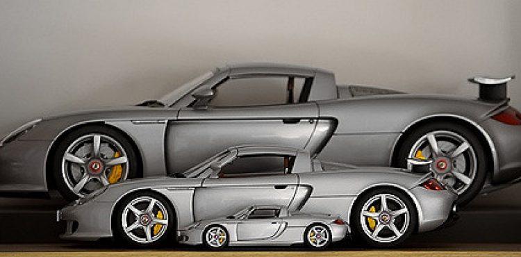 سيارات يفضل اقتنائها مصغرات