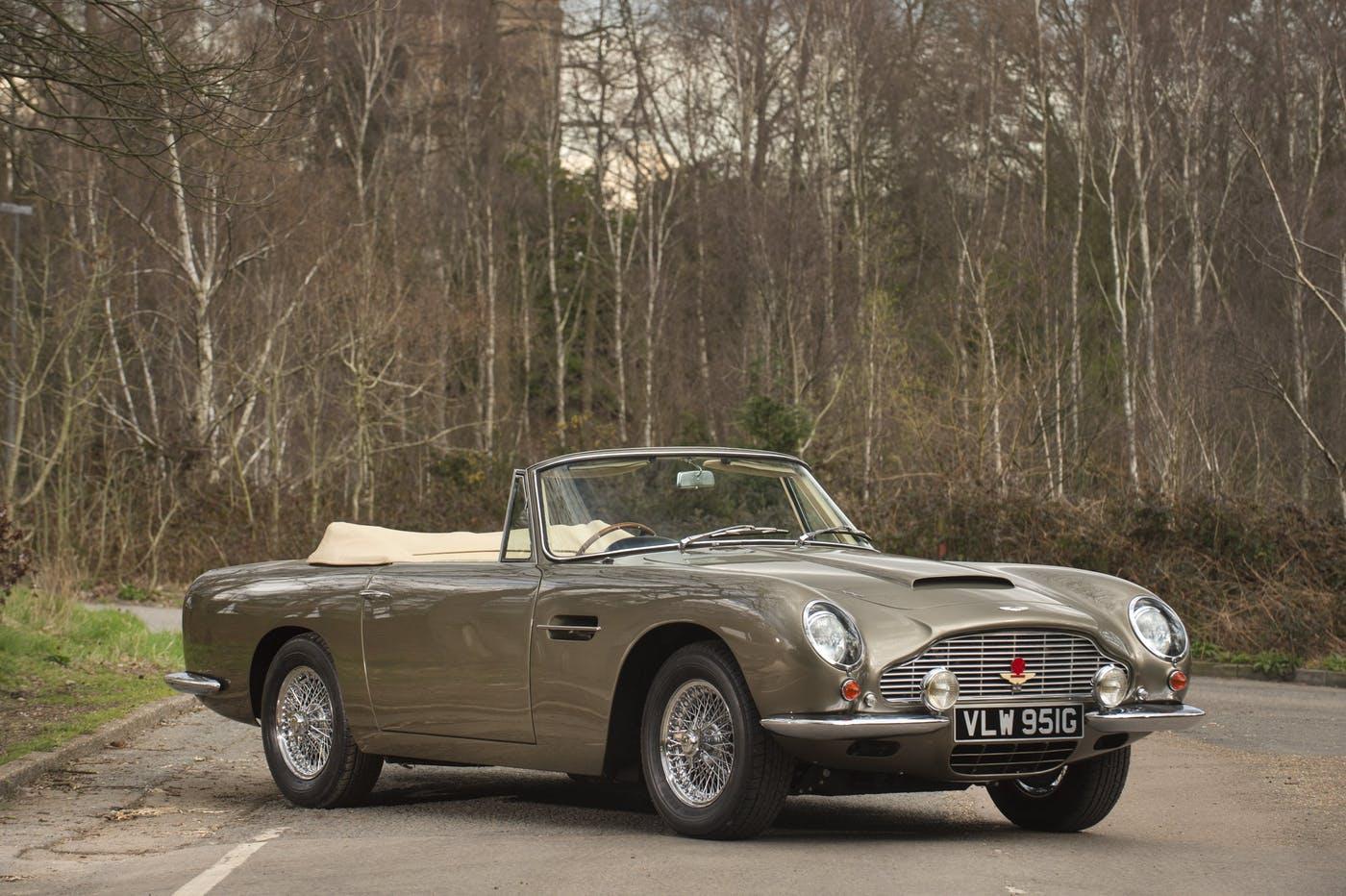 اجمل 20 سيارة بريطانية