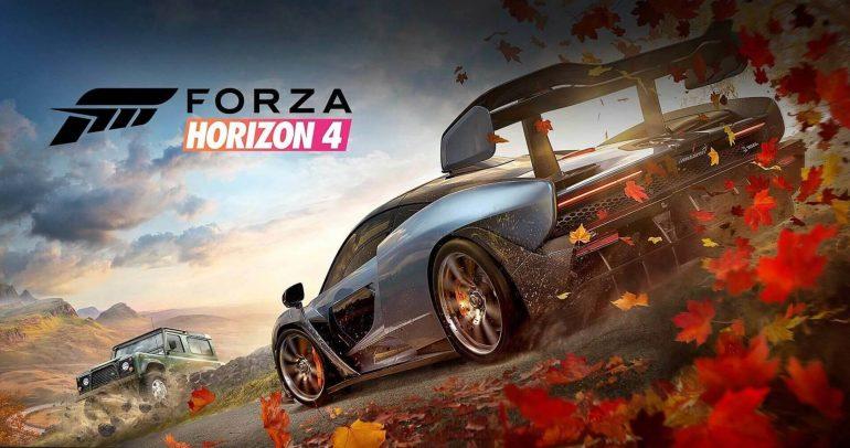 تسريب قائمة السيارات في لعبة فورزا هورايزون 4 بالخطأ